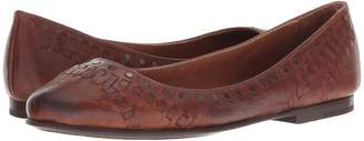 Frye Carson Whip Stud Women's Flat Shoes