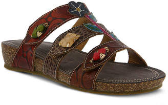 Spring Step L'Artiste by Step Aghna Wedge Sandal - Women's
