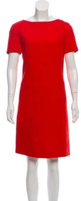 Tory Burch Knee Length Wool-Blend Dress