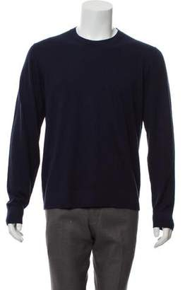 Theory Cashmere-Blend Crew Neck Sweater