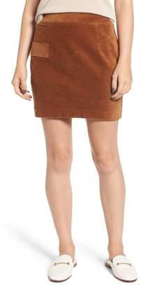 Heartloom Lindy Corduroy Miniskirt