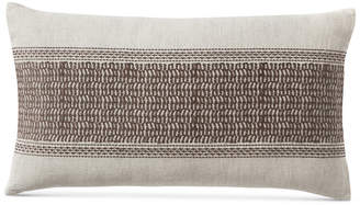 "Hotel Collection Pebble Diamond 14"" x 24"" Decorative Pillow Bedding"