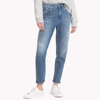 Tommy Hilfiger Tommy Icons Mom Fit Ankle Jeans