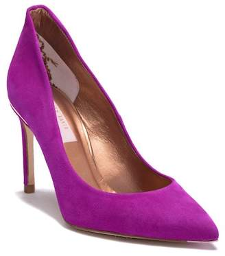 Ted Baker Savio Suede Stiletto Heel Pump