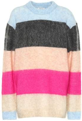 Acne Studios Exclusive to Mytheresa – Albah wool and mohair-blend sweater