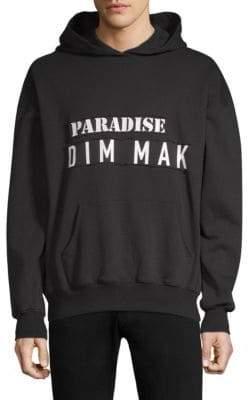 Dim Mak Graphic Cotton Hoodie