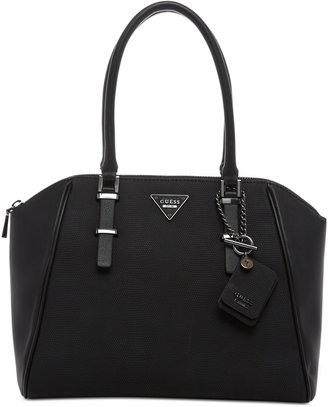 GUESS Marisole Uptown Satchel $128 thestylecure.com