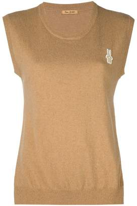 Peter Jensen rabbit tank top