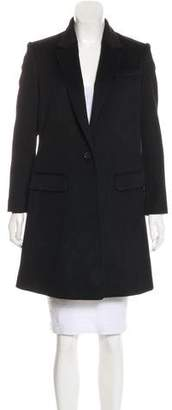 A.L.C. Embellished Wool Coat