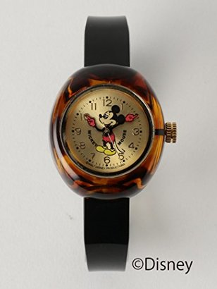 Another Edition (アナザー エディション) - (アナザーエディション) Another Edition MICKEY WATCH 56434990103 0900 BLACK(09) FREE