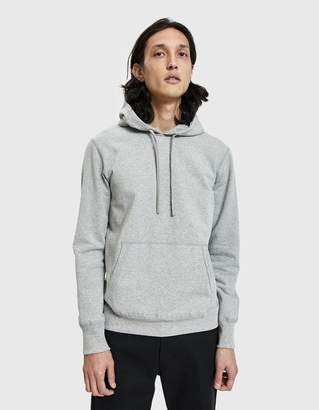 Reigning Champ Heavyweight Terry Pullover Hoodie in Heather Grey