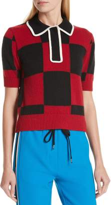 N°21 N21 Wool Polo Sweater