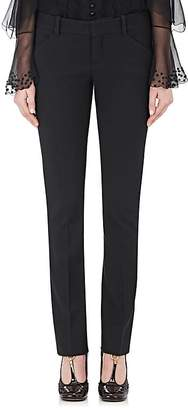 Chloé Women's Stretch-Virgin Wool Slim Ankle-Length Pants