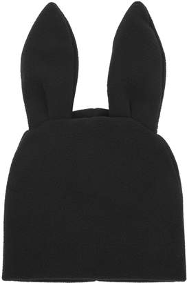 Comme des Garcons Rabbit Ears Fleece Beanie Hat