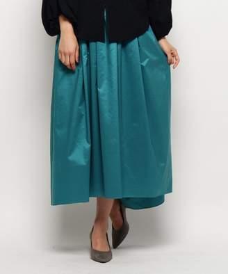 modify (モディファイ) - モディファイ ベルテッドテールカットスカート