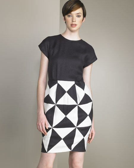 3.1 Phillip Lim Dolman-Sleeve Dress