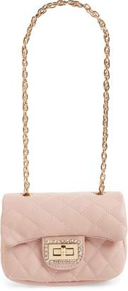 Swarovski Glitzy Bella Crystal Diamond Stitched Bag