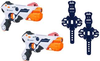 Nerf Laser Ops Pro Alphapoint Blaster (Pack of 2)