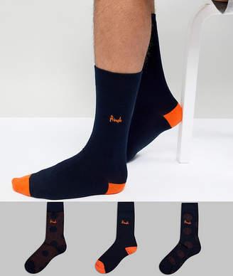 Pringle Hawick Socks 3 Pack