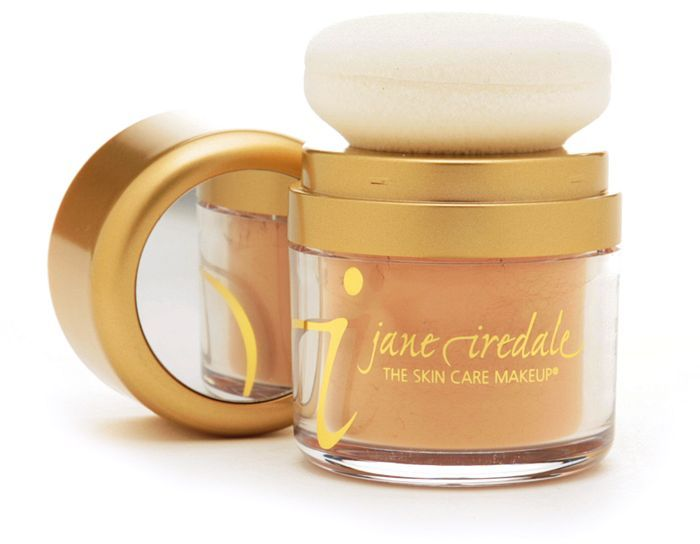 Jane Iredale Powder Me Dry Sunscreen, SPF 30, Tanned 0.62 oz