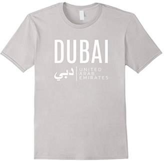 Dubai United Arab Emirates UAE T-Shirt