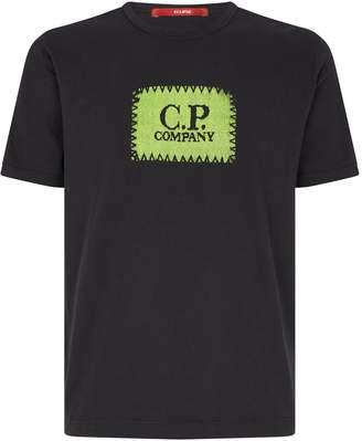 C.P. Company Square Logo T-Shirt