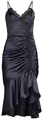 Parker Black Women's Tianna Ruched Cocktail Dress