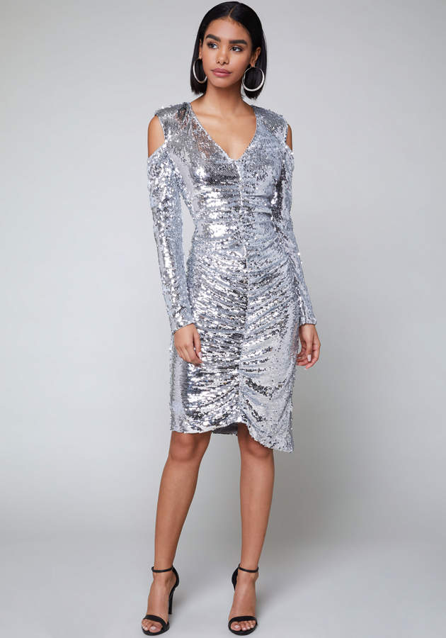 Gia Sequin Dress