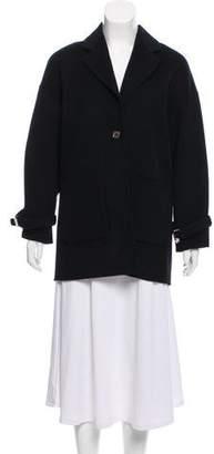 The Kooples Short Wool Coat