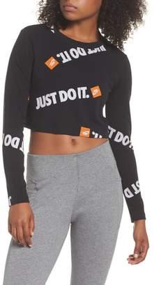 Nike Sportswear JDI Long Sleeve Women's Top