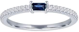 My Story Julia Sapphire Ring- White Gold