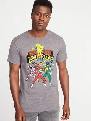 Old Navy Mighty Morphin Power Rangers Tee for Men