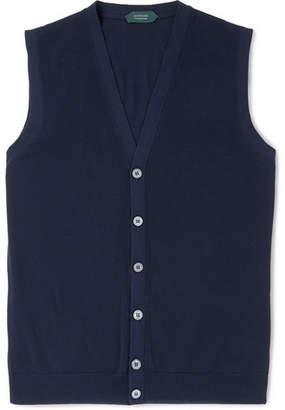 Incotex Cotton Vest