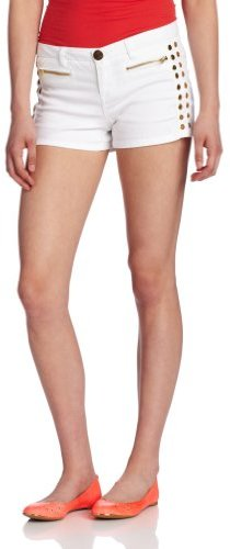 XOXO Juniors Exposed Pocket Legging Short