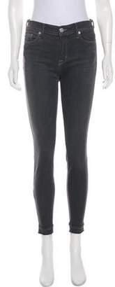 Hudson Nico Mid-Rise Jeans