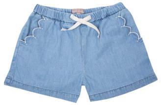 Emile et Ida Sale - Chambray Shorts