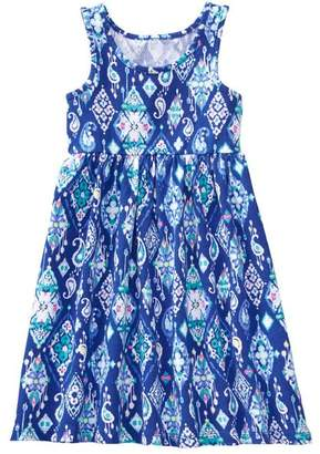 Gymboree Ikat Maxi Dress