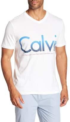 Calvin Klein Jeans Gradient Tee