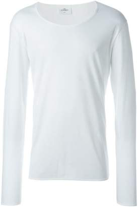 THE WHITE BRIEFS 'Oak' long sleeve T-shirt