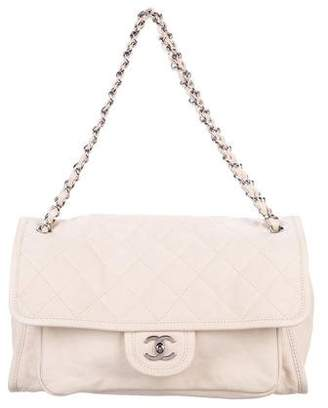Chanel Large French Riviera Flap Bag