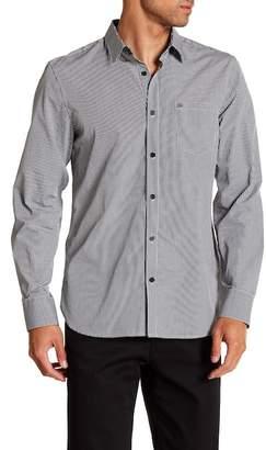 Calvin Klein Gingham Print Shirt