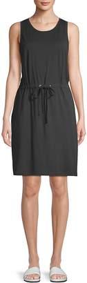 Cheap Monday Women's Cotton Drawstring Waist Dress