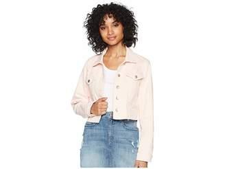 Joe's Jeans 80s Crop Jacket Women's Coat