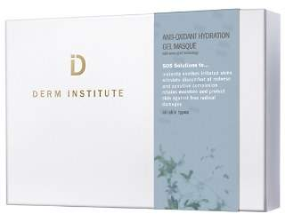 SpaceNK DERM iNSTITUTE Antioxidant Hydration Gel Masques, Set of 20