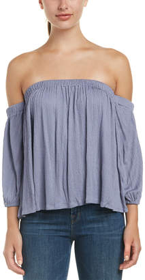 Ella Moss Off-The-Shoulder Top