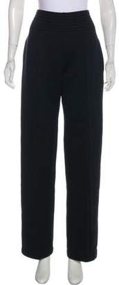 Givenchy Wide-Leg Track Pants