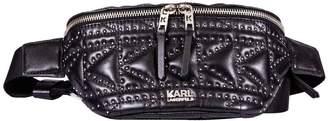 Karl Lagerfeld K/kuilted Belt Bag