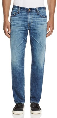 AG Graduate New Tapered Fit Jeans in 14 Year Bedouin $225 thestylecure.com