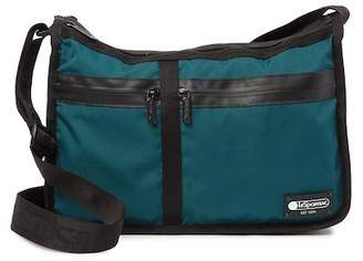 Le Sport Sac Carson Crossbody Messenger Bag