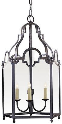 Visual Comfort & Co. French Market Lantern - Aged Iron